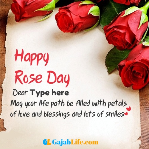 happy rose day wishes, quotes, whatsapp messages and sms to share with your loved ones on this day