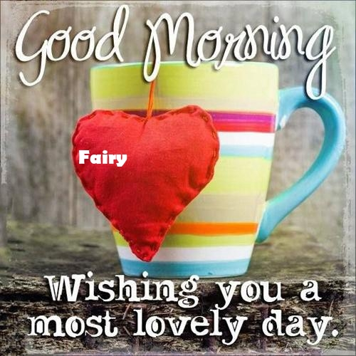 Fairy Sweet Good Morning Love Messages For January 2021