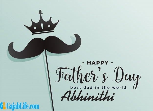Abhinithi fathers day wishes messages and sayings greetings for dad