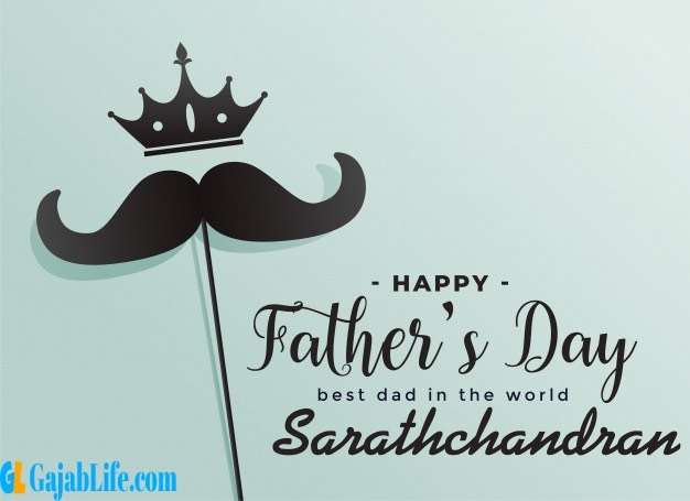 Sarathchandran fathers day wishes messages and sayings greetings for dad