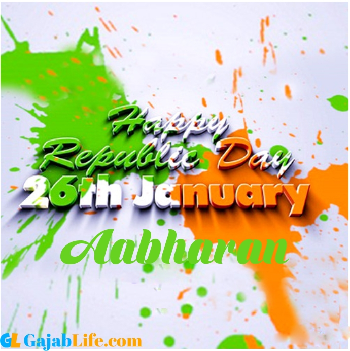Aabharan republic day 2021