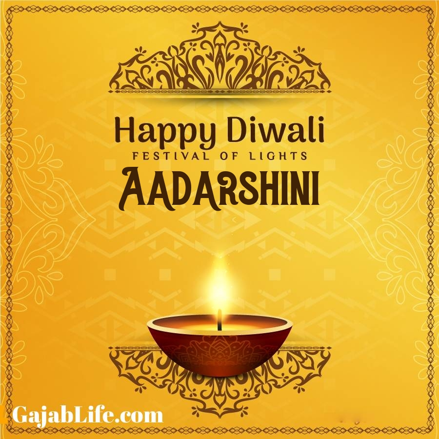 Aadarshini happy diwali 2020 wishes, images,
