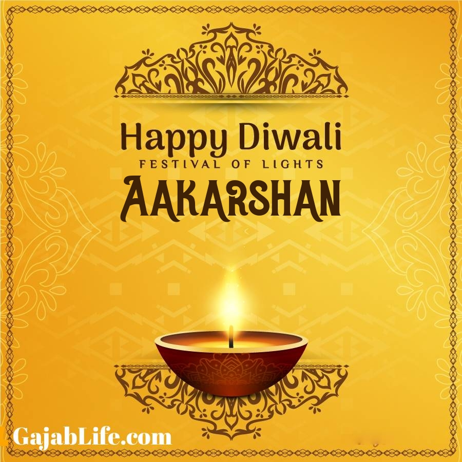 Aakarshan happy diwali 2020 wishes, images,