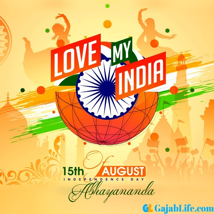 Abhayananda happy independence day 2020