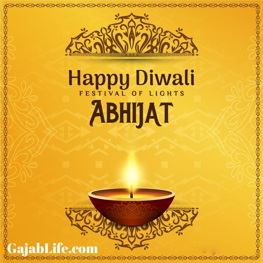 Abhijat happy diwali 2020 wishes, images,