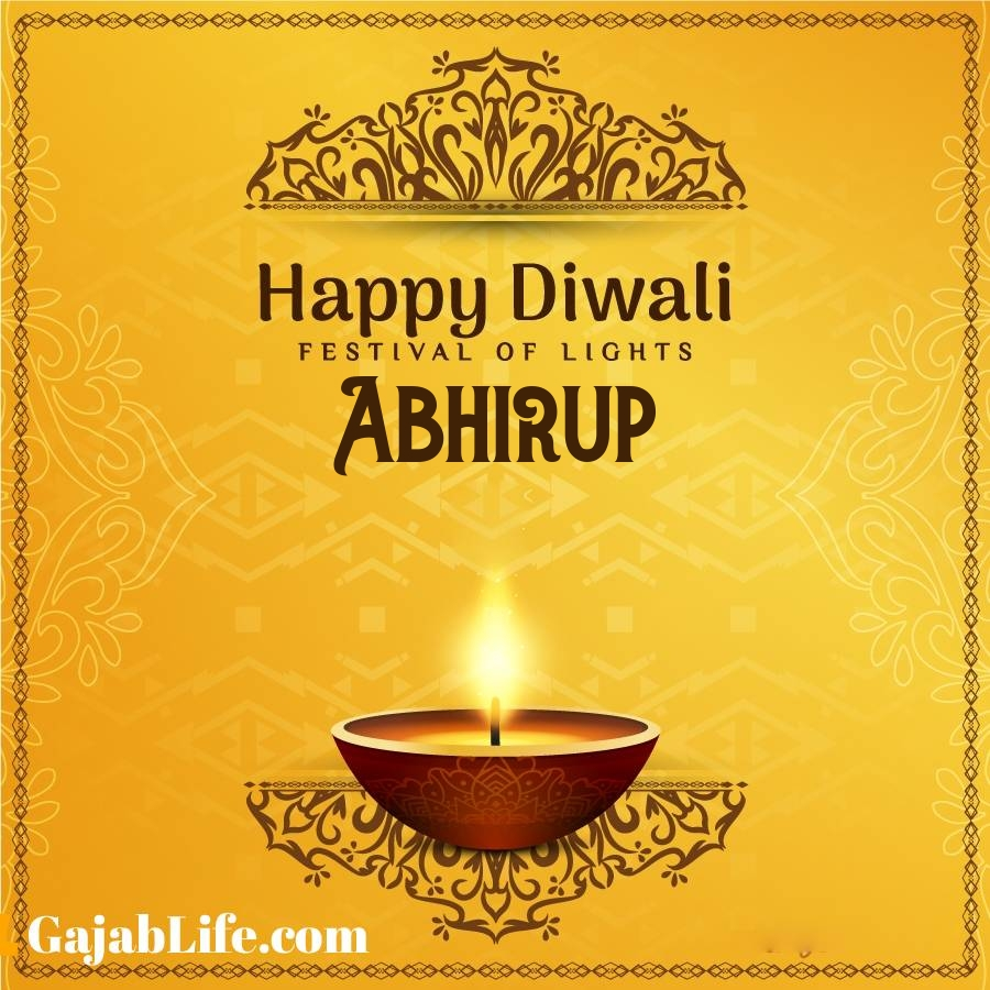 Abhirup happy diwali 2020 wishes, images,