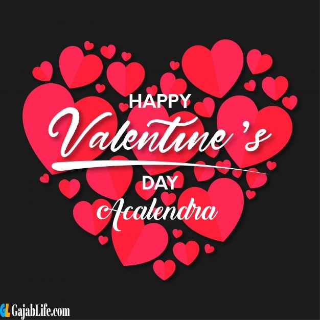 Acalendra happy valentines day free images 2020