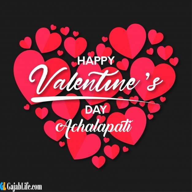 Achalapati happy valentines day free images 2020