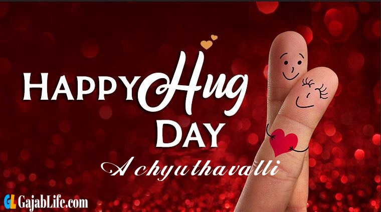 Achyuthavalli hug day 2020 importance and why we celebrate hug day