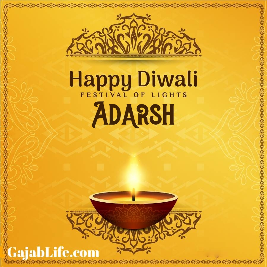 Adarsh happy diwali 2020 wishes, images,