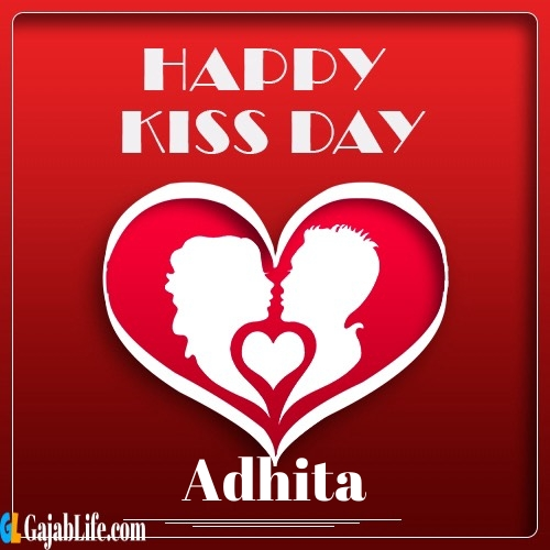 Adhita happy kiss day 2020 images, wallpapers, pics, quotes & photos