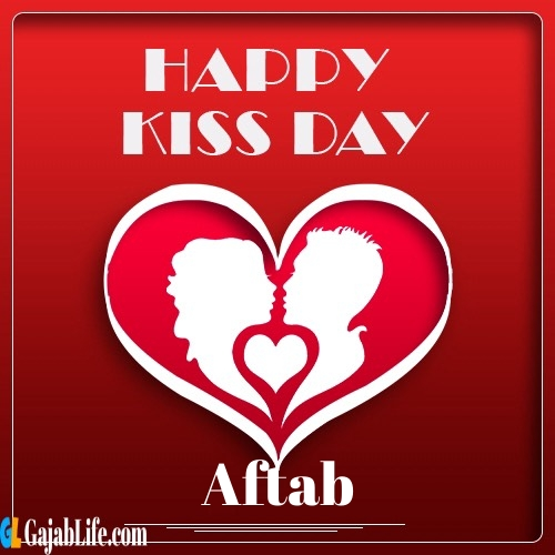 Aftab happy kiss day 2020 images, wallpapers, pics, quotes & photos