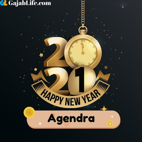 Agendra happy new year 2021 wishes images