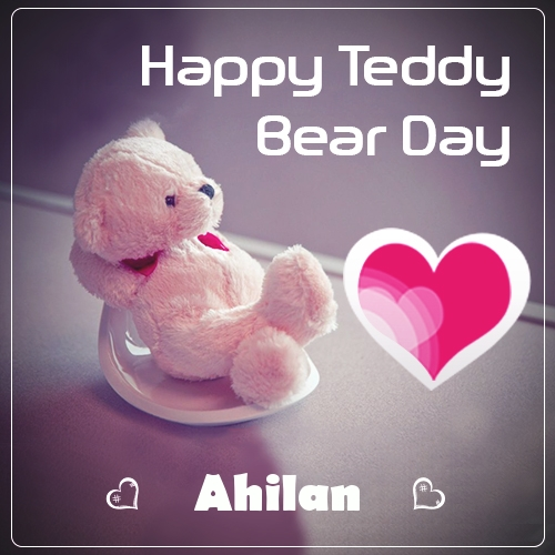 Ahilan teddy day quotes pics images
