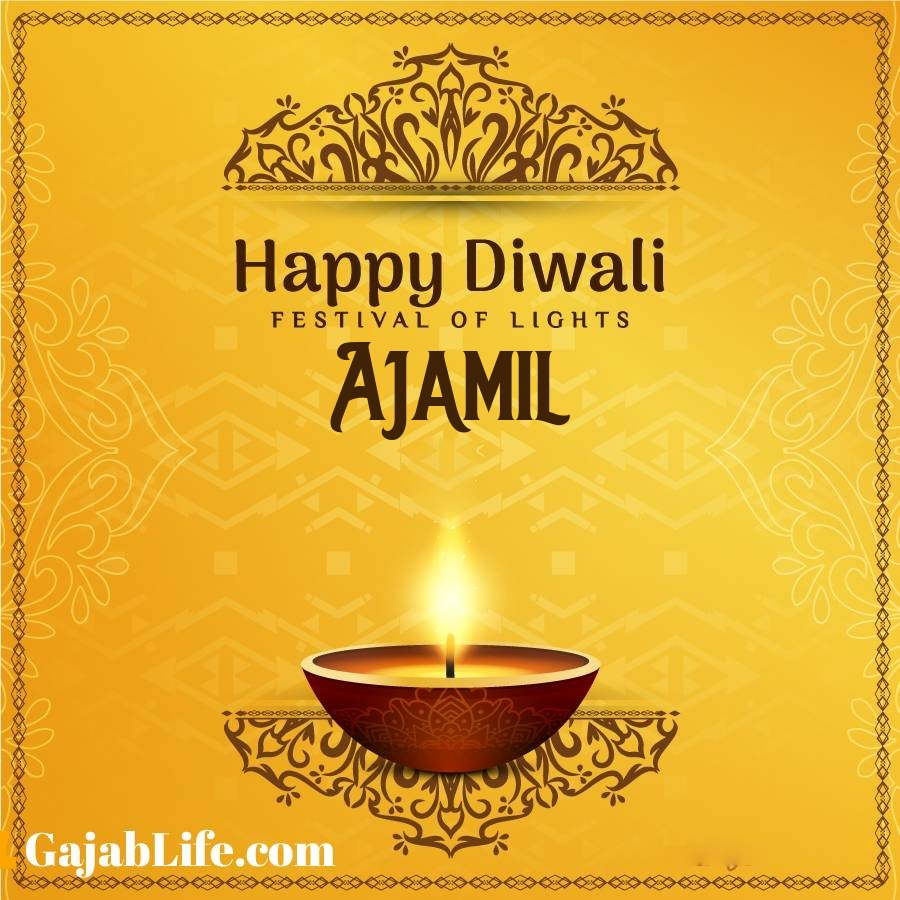 Ajamil happy diwali 2020 wishes, images,