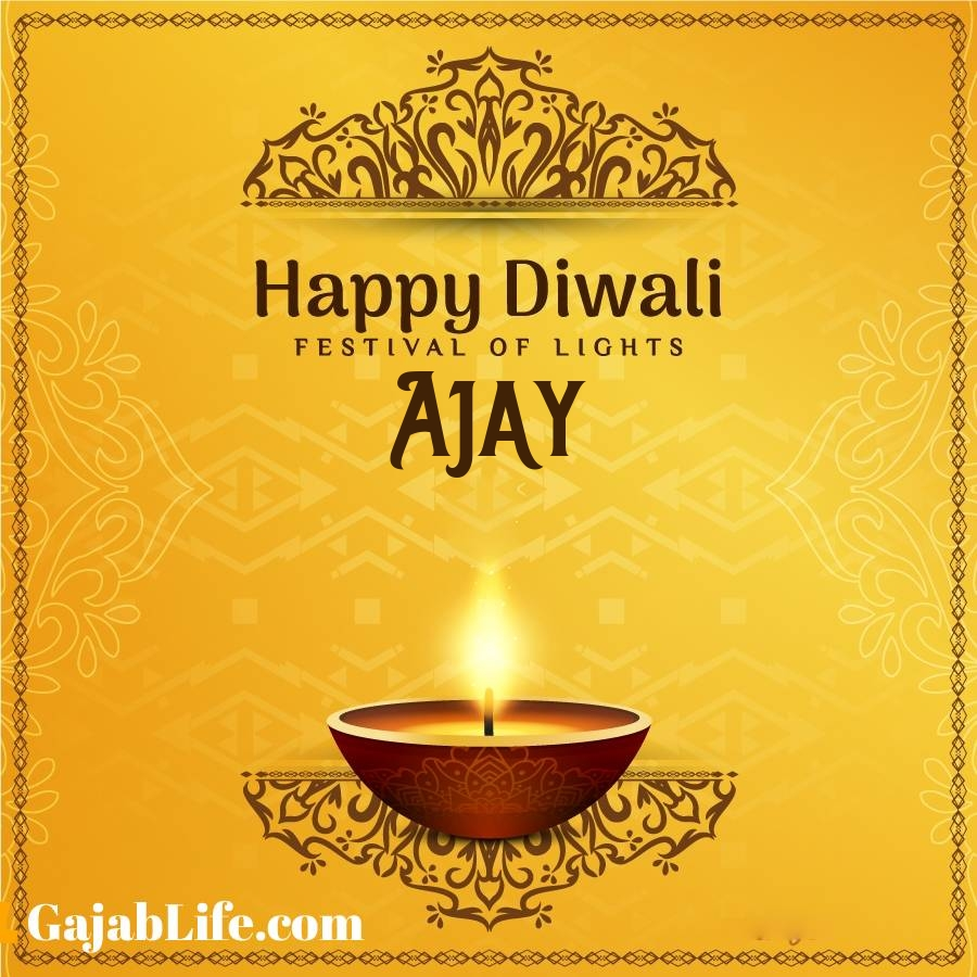 Ajay happy diwali 2020 wishes, images,