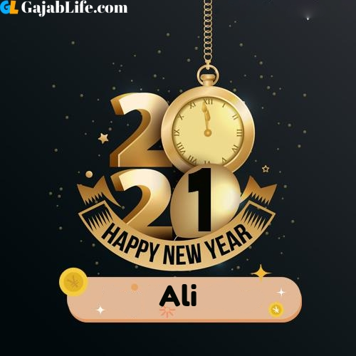 Ali happy new year 2021 wishes images