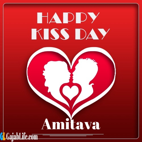 Amitava happy kiss day 2020 images, wallpapers, pics, quotes & photos
