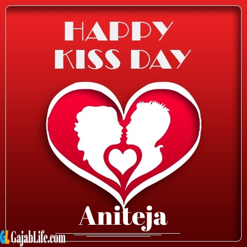 Aniteja happy kiss day 2020 images, wallpapers, pics, quotes & photos