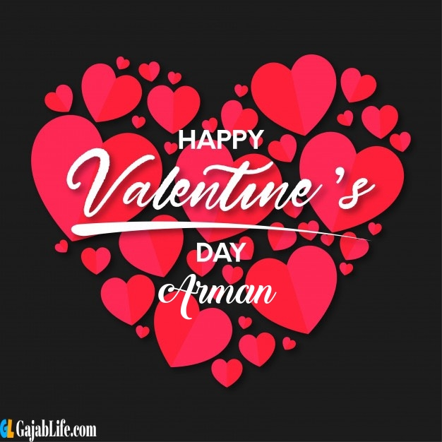 Arman happy valentines day free images 2020