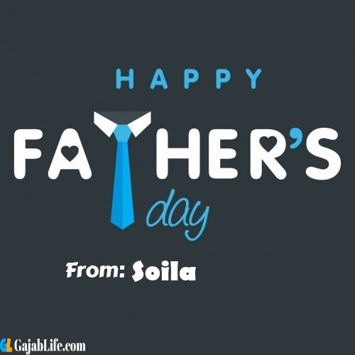Soila fathers day messages