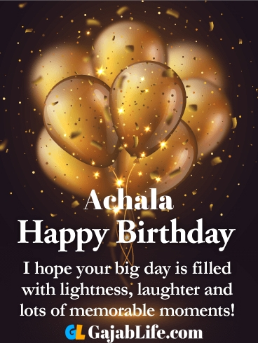 Achala happy birthday cards birthday greeting cards