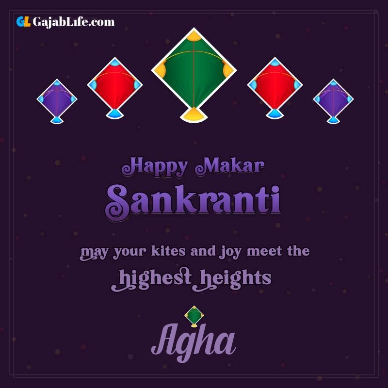 Happy makar sankranti agha 2021 images wishes quotes