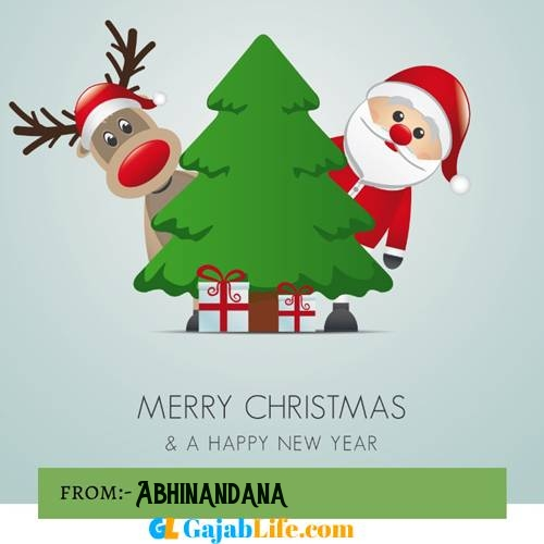 Abhinandana happy merry christmas and happy new year wishes quotes images free