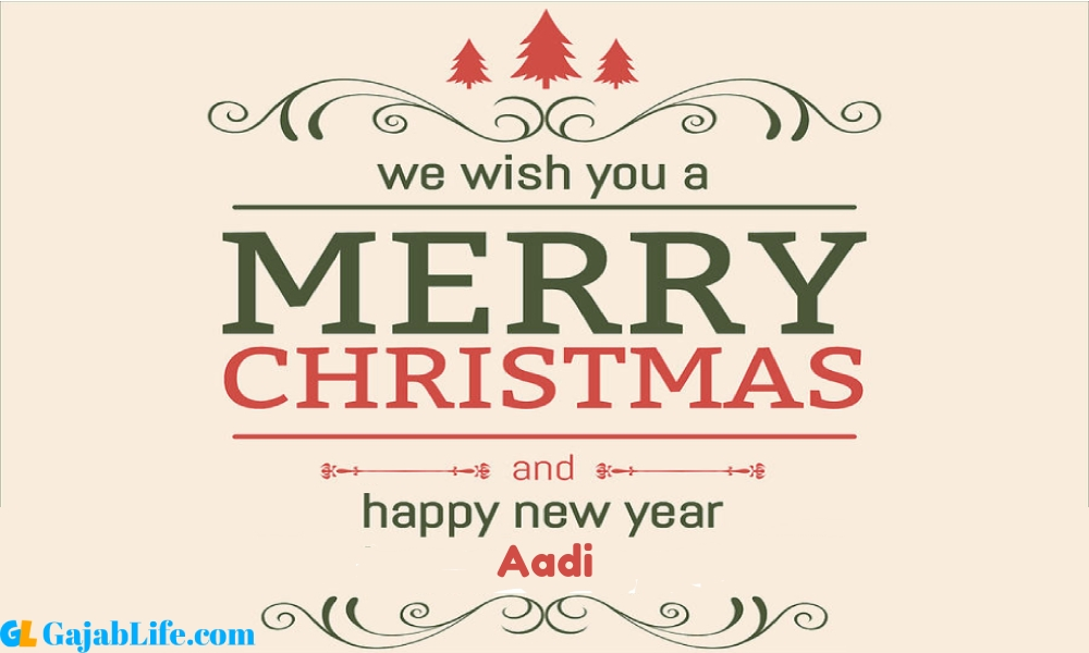 Happy new year aadi wishes images quotes with name