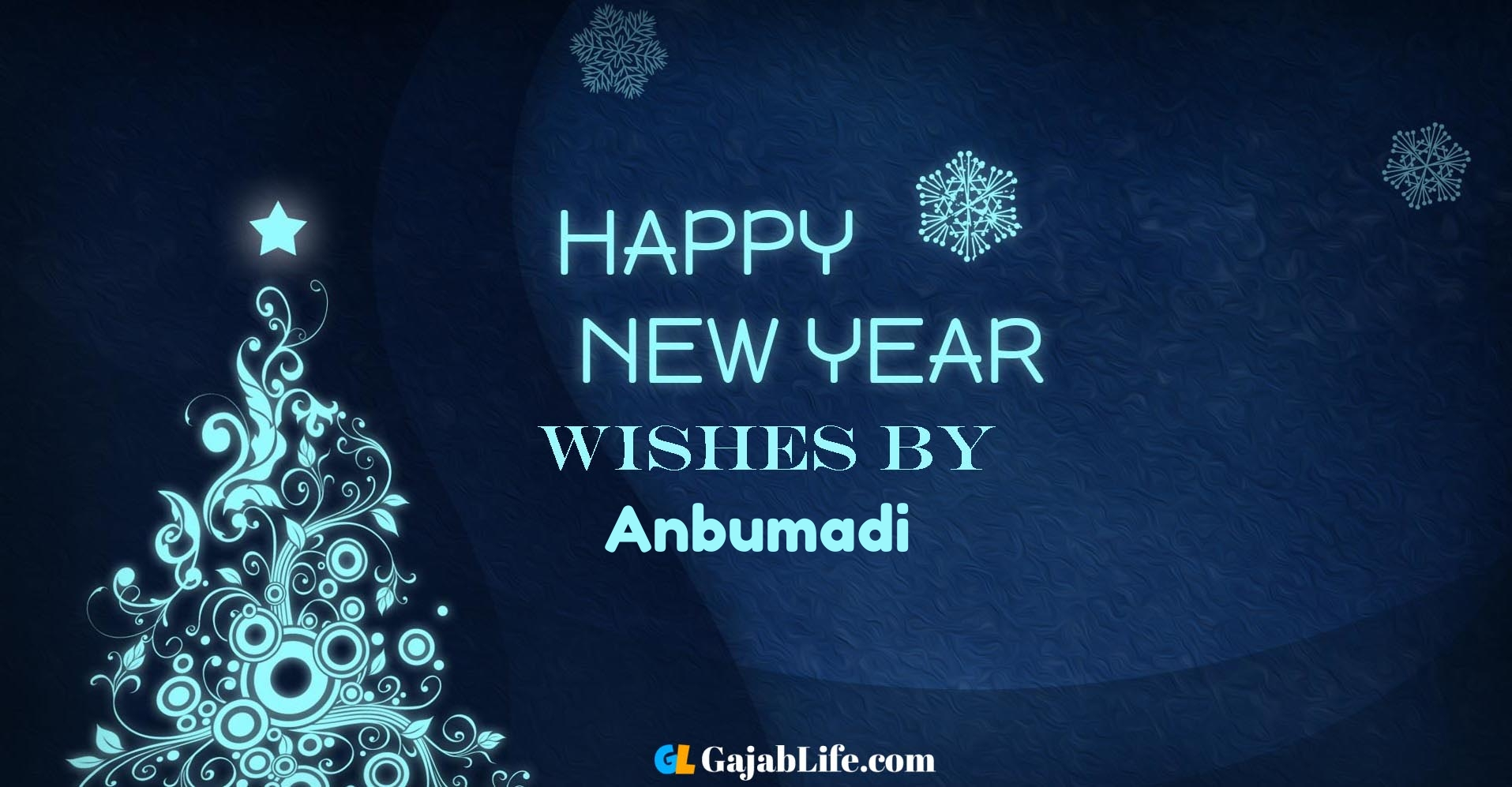 Happy new year wishes anbumadi