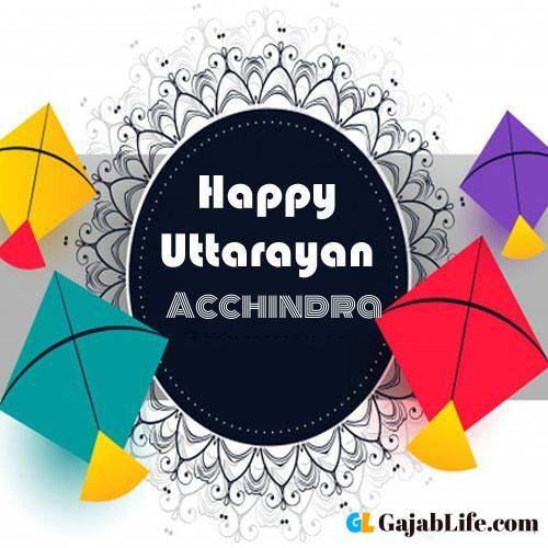Happy uttarayan acchindra images name images