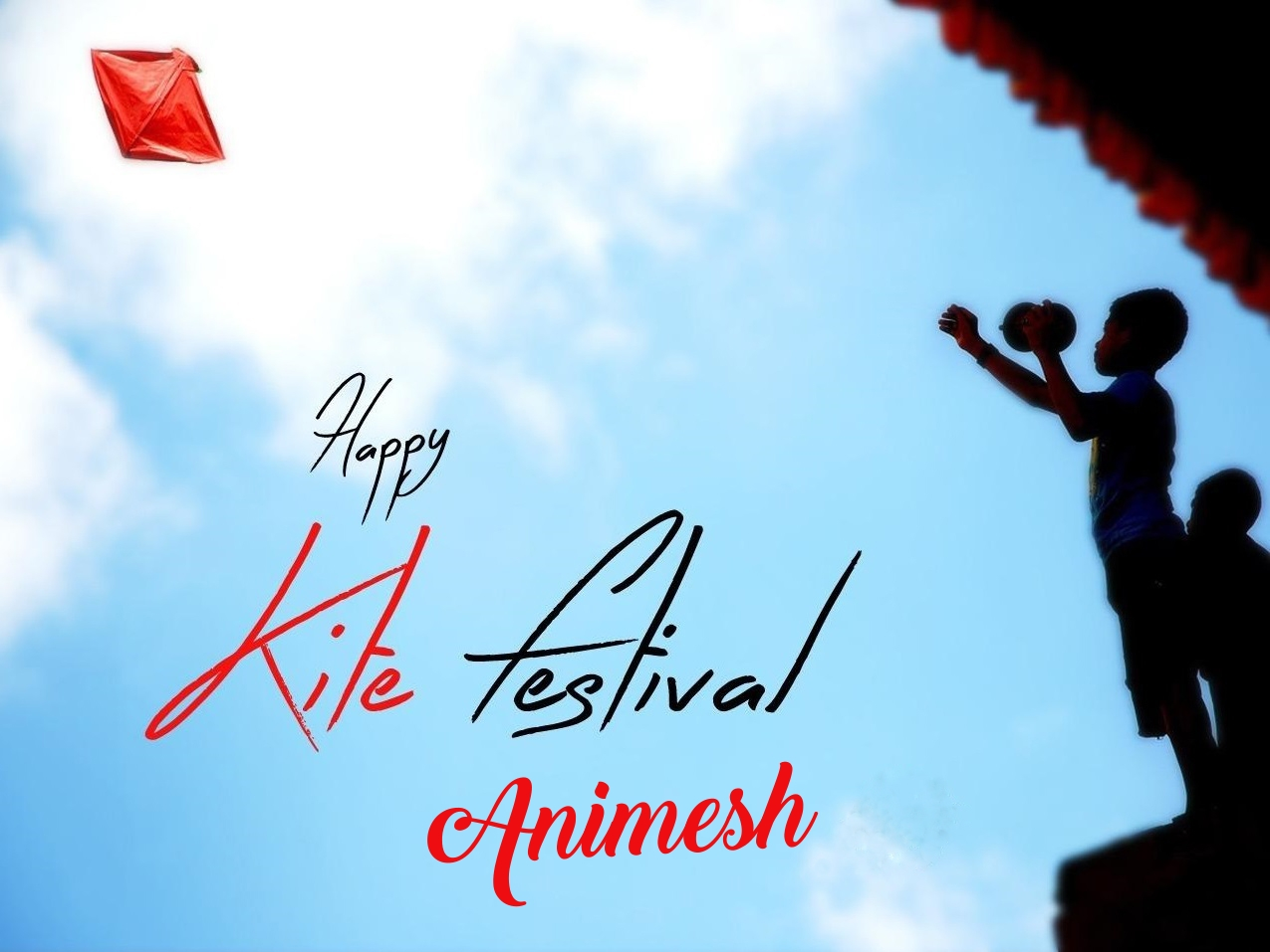 Animesh kite festival 2021 happy makar sankranti 2021