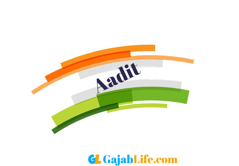 Aadit create your republic day wallpaper with name, profile picture for whatsapp