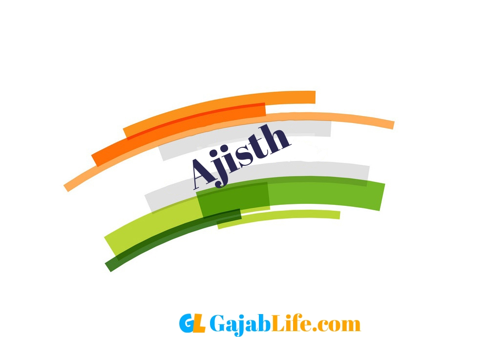 Ajisth create your republic day wallpaper with name, profile picture for whatsapp