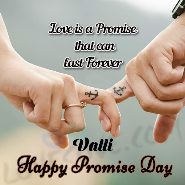 valli promise day messages promise day sms wishes