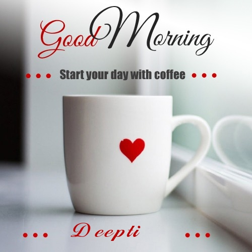 Deepti Sweet Good Morning Love Messages For January 2021